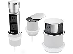 Link2Home Space Saver Power Outlets