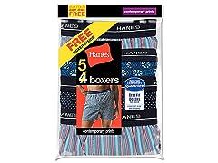 Hanes Ultimate Men's Tagless Boxer 5PK