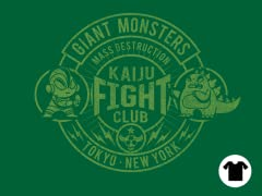 Kaiju Fight Club