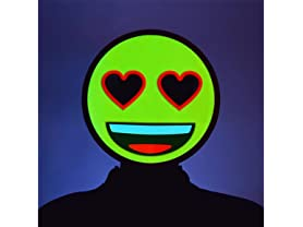 Light-Up Halloween Emoji Masks (Your Choice)