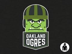 Oakland Ogres Pullover Hoodie