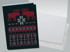 Ugly Sweater Greeting Card 10-Pack