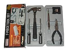 7-Piece Home Tool Set