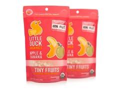 Organic Apple Banana Fruits - 2 Pk