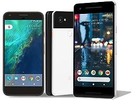 Google Pixel 2 or Pixel 2 XL (Unlocked)
