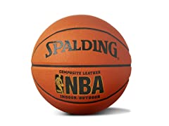 NBA Composite Full Size Basketball