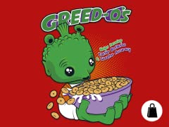 Greed-O's Tote