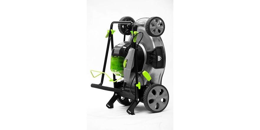 58 Volt 4ah 21 Inch Cordless Lawn Mower
