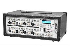 8CH 800 Watt Bluetooth DJ Mixer