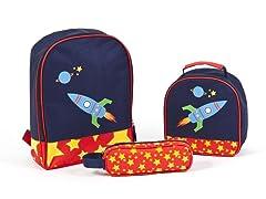 Aquarella Kids Rocket 3-Pc Bundle