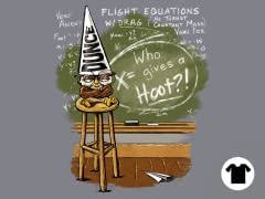 X = Who Gives a Hoot