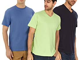 Name Brand Men's Multi-pack Tees