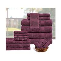 Deals on Homespun Global 18-Piece Towel Set