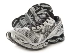 Mizuno Wave Creation 12, Silver/Black