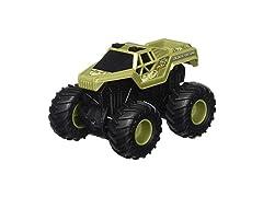 Hot Wheels Monster Jam Rev Tredz Truck