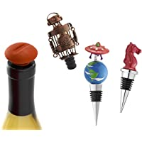 4-Pack IWA Wine Stoppers