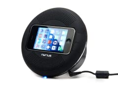 Nyrius Rechargeable iPhone Speaker