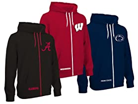 E5 NCAA Men's Full Zip Hoodie