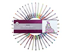 Eparon Eparon 40-piece Gel Pen Set