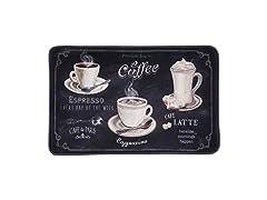 Cappuccino Latte Mocha Mat