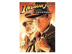 Indiana Jones & The Last Crusade [DVD]
