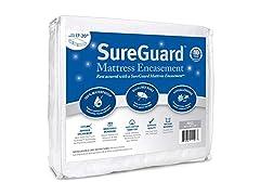 SureGuard SureGuard Mattress Encasement