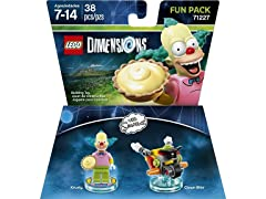 LEGO Dimensions, Simpsons Krusty Fun Pk