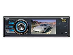 "3"" LCD DVD/MP3-4/SD/USB AM/FM Receiver"