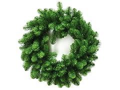 "Nottingham Pine 30"" Wreath"