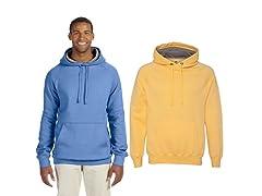 Hanes Men's Nano Pullover Hoodie (Pack of 2)