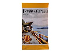 House & Garden-Lake House Beach Towel