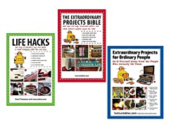 3PK Books: Projects & Life Hacks