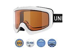 Unigear Skido X1 Ski Snowboard Goggles