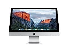 "Apple 27"" 5K iMac Ultra Thin 1TB Fusion"