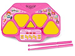 Lalaloopsy Silly Fun Electronic Drum Set