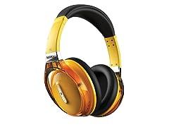 Rhythm NFC Bluetooth Headphones - Yellow