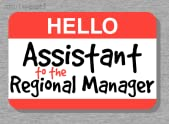 Assistant Regional Manager