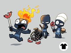 Ninja BBQ