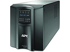 APC APC SMT1000C APC 1000VA Smart-UPS with SmartConnect Bl (Open Box)