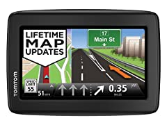 "TomTom 5"" GPS Navigator w/ Lifetime Maps"