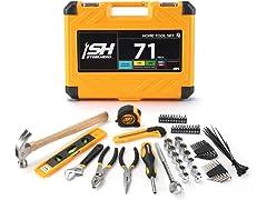 Steelhead 71-Piece Home Tool Set