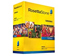 Rosetta Stone Swedish - Levels 1-3