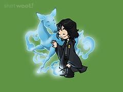 A Patronus for Severus