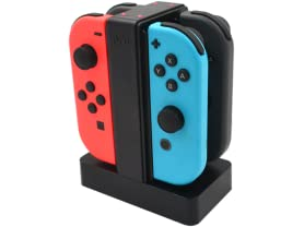 4 in 1 Nintendo Switch Joy-Con Charging Dock