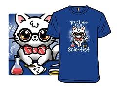 Trust a scientist