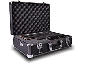 Zeikos Deluxe Medium Hard Shell Camera Case
