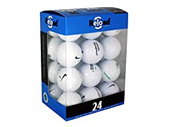 24pk of Recycled Nike Golf Balls