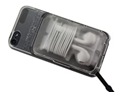 iPod Touch 5 Case with Headphone Storage