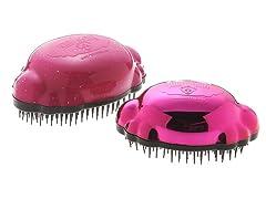 Pink Giltter (KG) & Metallic Pink (TG)