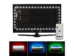 Luminoodle Pro LED Bias Lighting for TVs